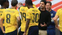 Foot - ANG - Arsenal - Mikel Arteta (Arsenal): «Dans la bonne direction»