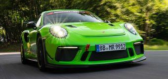 Manthey-Racing Porsche 911 GT3 RS MR: un 991.2 mucho más bestia