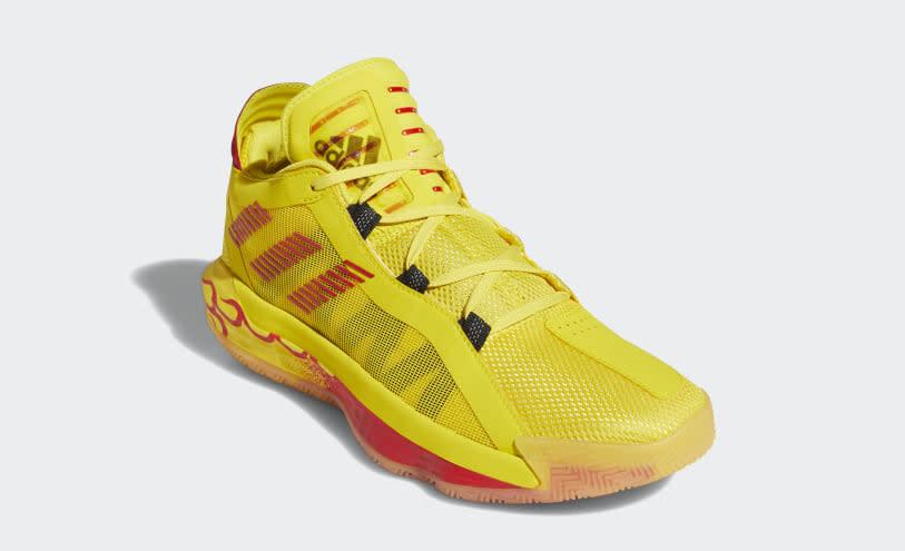 Sale Damian Lillard S Dame 6 Shoe On Sale At Adidas