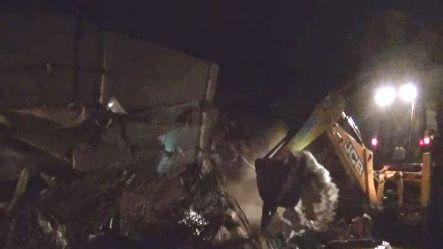 Bhiwandi: 1 dead in garment factory collapse, many trapped