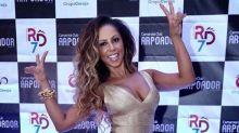 Valeria Valenssa responde a críticas após participar de evento de Carnaval: 'Não deixei de servir ao meu Deus'