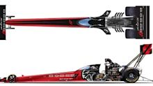 Mopar Dodge//SRT-Sponsored Entries Sport Sinister New SRT Hellcat Redeye Paint Schemes at NHRA Summernationals