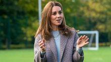 Herzogin Catherine: Bricht sie mit dieser Kette das royale Protokoll?