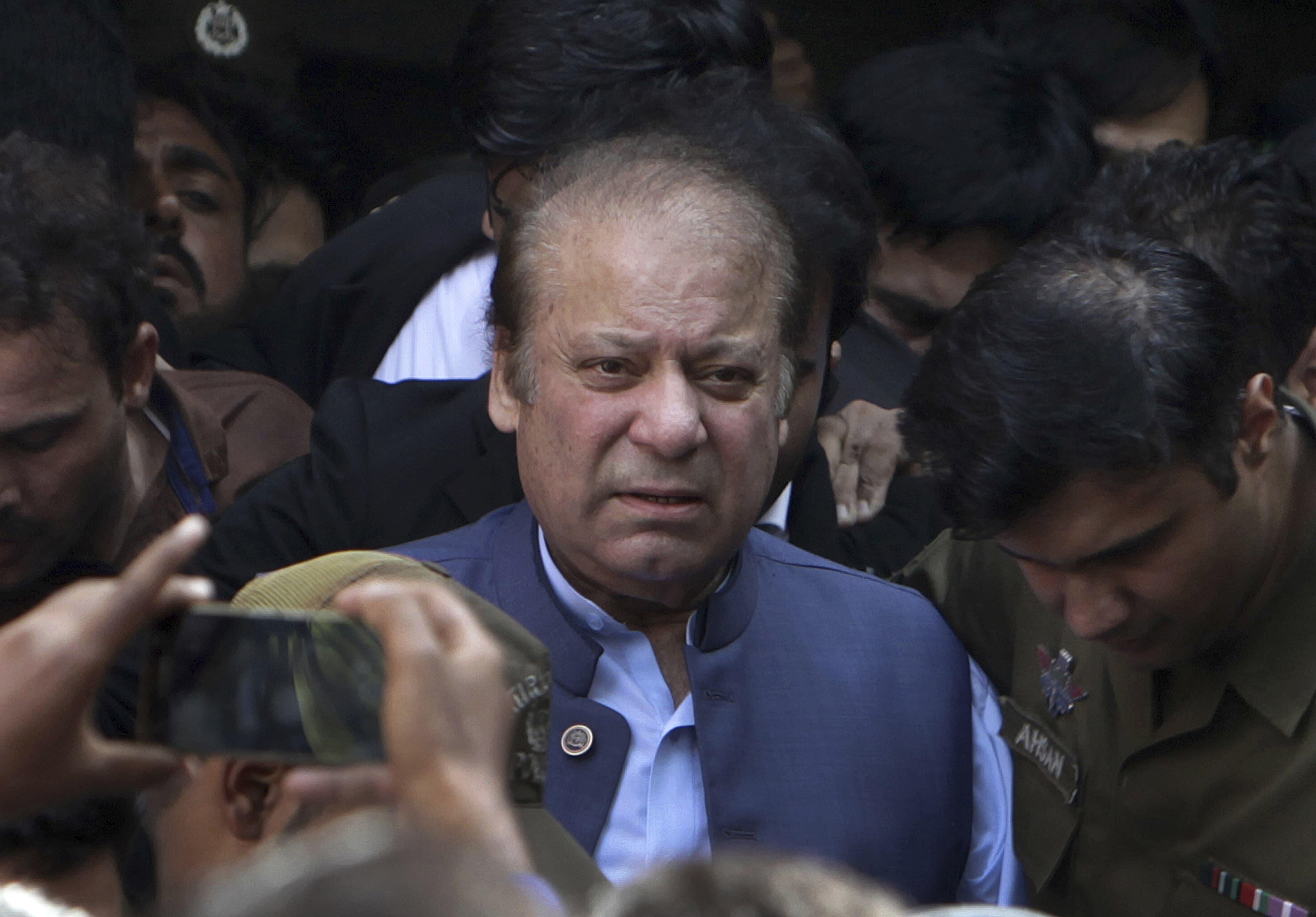 Pakistan Sharif