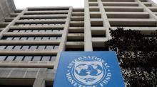 """Le FMI prévoit """"une reprise poussive"""" de la croissance mondiale"""
