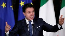 Italian PM Conte says EU should look at competition rules to build European champions
