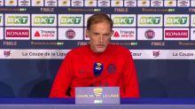 Foot - C. Ligue - PSG : Tuchel : « C'est le moment de profiter »