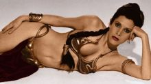 Princess Leia's Gold Bikini Sold for $96,000
