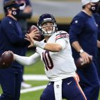 Bears not ruling out possible Mitchell Trubisky return in 2021