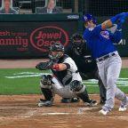 Willson Contreras' HR, bat flip