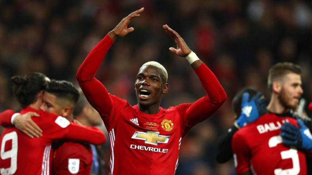 Auch Paul Pogba fällt für Manchester-Derby aus