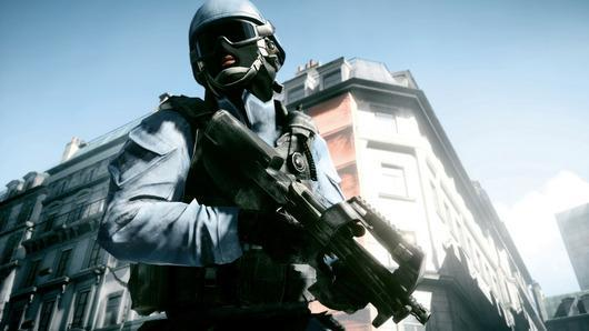 DICE: Battlefield 3 console maps more 'compact'