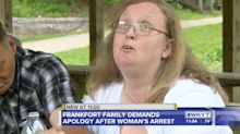 Family outraged after police arrest woman with Down syndrome: 'They were supposed to help find her'
