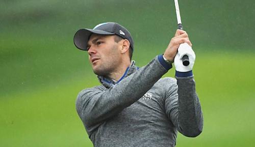 Golf: Europa-Tour: Regenabbruch in Prag - Kaymer beendet zweite Runde schwach