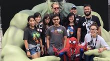 Marvel Provides Grief Counseling For Fans Traumatized By 'Infinity War'