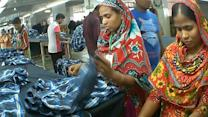 Undercover in a Bangladesh clothing factory