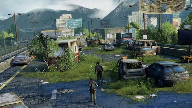 Maybe don't start playing 'The Last of Us' during a pandemic