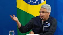 A despedida de Wanderson Oliveira do Ministério da Saúde: 'Tinha uma pedra no meio do caminho'