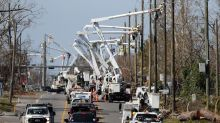 More Than 100,000 Floridians Still Without Power After Hurricane Michael