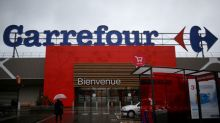 Retailer Carrefour again lowers 2017 profit forecast ahead of strategy plan