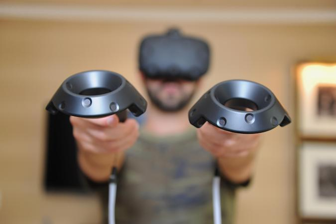HTC's making virtual reality safe for the home with Chaperone