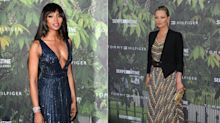 Naomi Campbell vs. Kate Moss: duelo de supermodelos en la gran fiesta del verano