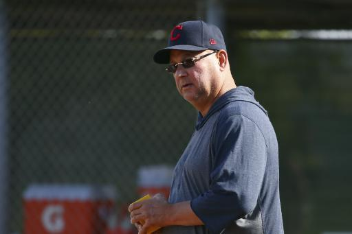 Indians staff attends funeral of coach Brad Mills' grandson