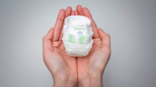 Huggies launch the world's smallest nappy to cater for super premature babies