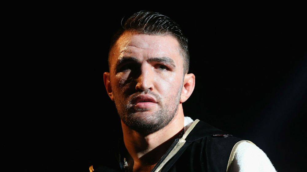 Hughie Fury would wipe the floor with Anthony Joshua, says promoter