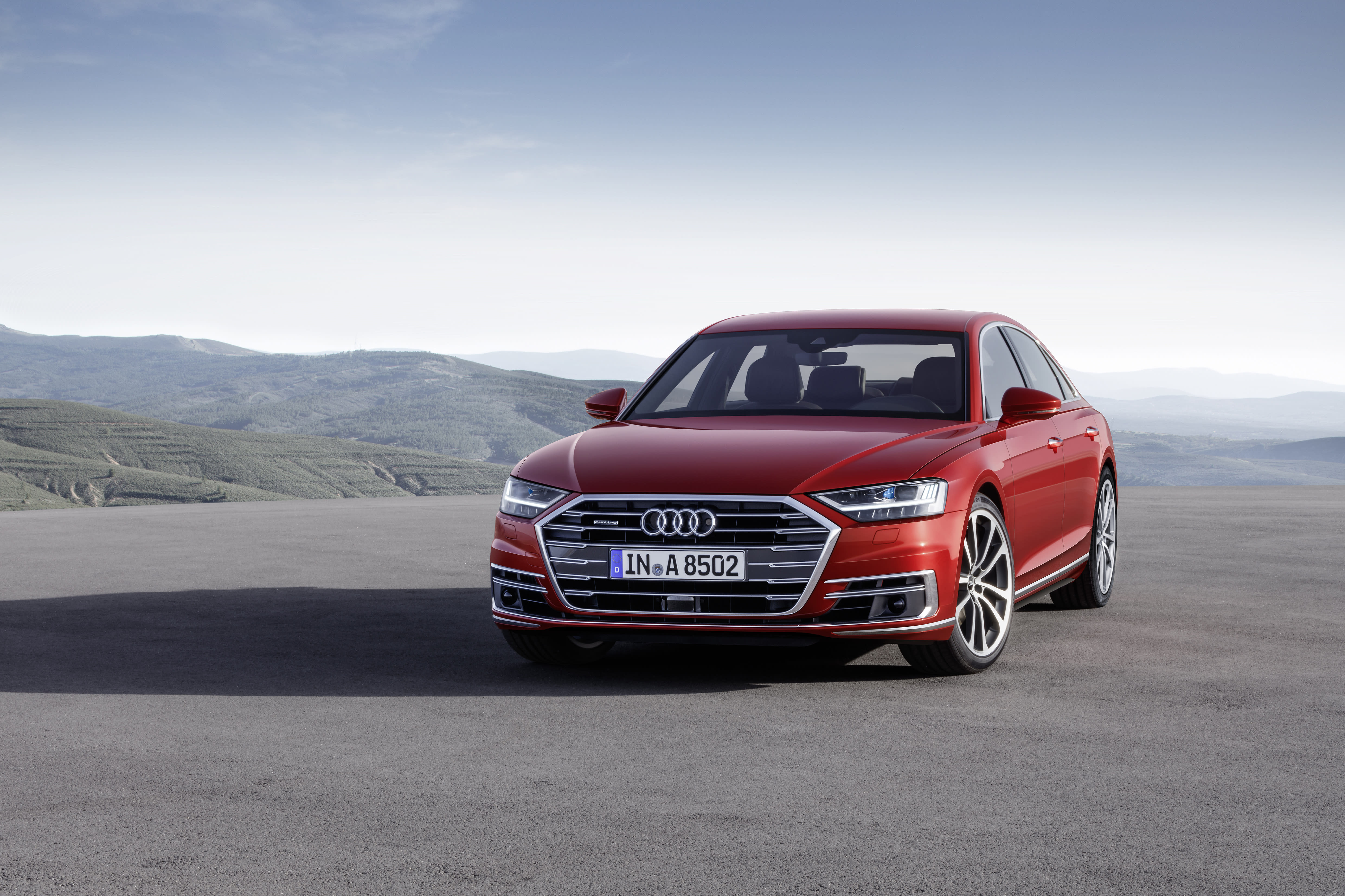 Audi s New Self Driving A8 Is Perfect for Dealing With Traffic Jams