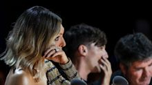 'X Factor': Judges Ayda Field and Louis Tomlinson break down in tears