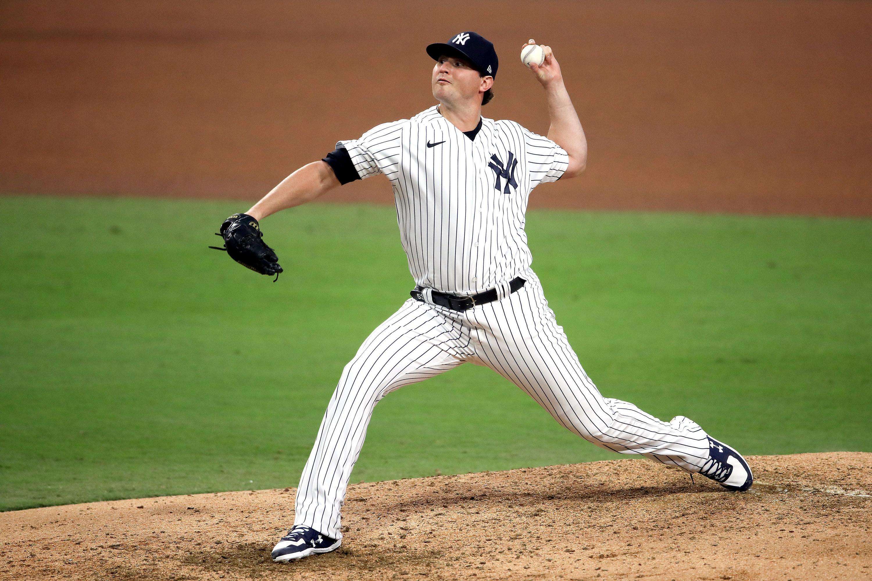 Yankees still believe in Aroldis Chapman, but better lock down Zack Britton just in case