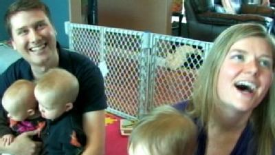 McCormick Quintuplets Celebrate 1st Birthday