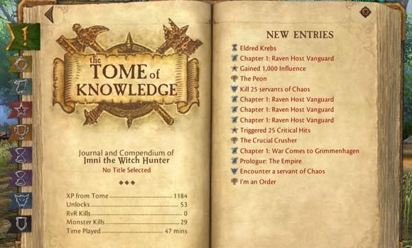 """All the World's a Stage: How to bring Warhammer's """"Tome of Knowledge"""" to WoW"""