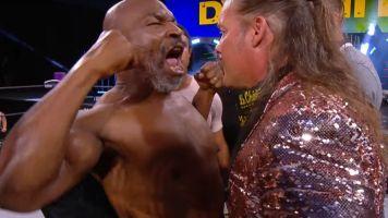Tysons Wrestling-Prügelei sorgt für Quotenschub