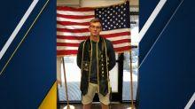 School district won't let high school senior wear military sash at graduation