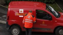 Royal Mail's UK letters business continues its decline