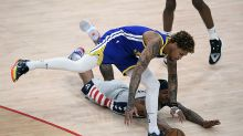 Maybe Warriors' Oubre will accept a bench role, saying he's 'giving 100% effort'