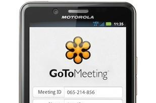 Citrix's GoToMeeting app now freely available for Android, comes pre-loaded on Droid Bionic
