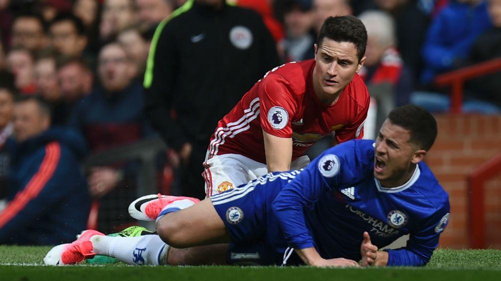 """Manchester United, Herrera : """"Hazard est le meilleur joueur de Premier League"""""""