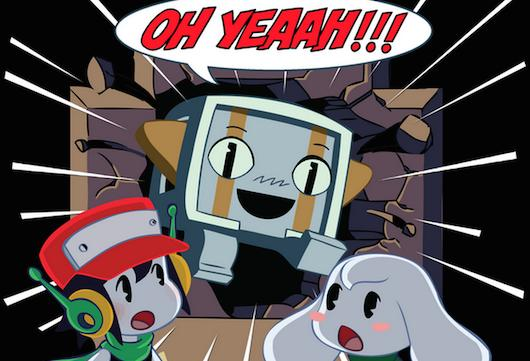 Cave Story coming to European 3DS eShop on May 1, Australia eventually
