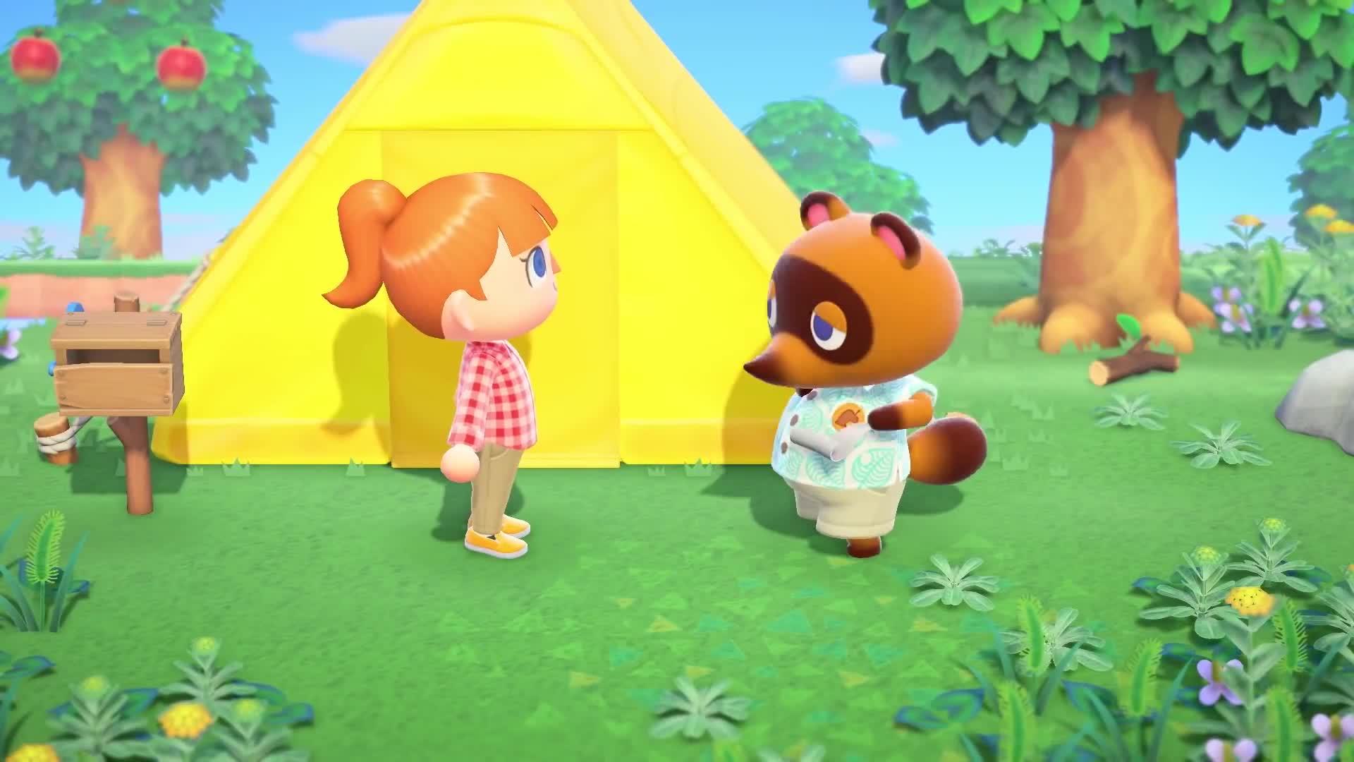 Animal Crossing: New Horizons Video