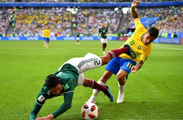 Fox set a streaming record during the World Cup on Monday