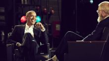 Letterman and Obama talk racism, Fox News, and daughters in new Netflix series