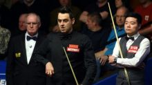 O'Sullivan laments world championship 'morgue' after beating Ding