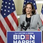 Kamala Harris says Supreme Court nominee Amy Coney Barrett 'will overturn' Obamacare