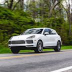 The 2019 Porsche Cayenne S Is a Sports Sedan on Stilts