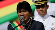 Bolivia's Morales to return to Cuba for throat surgery