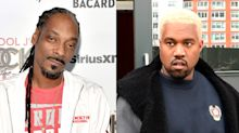 Snoop Dogg declares 'the new Kanye' is white with Photoshopped image