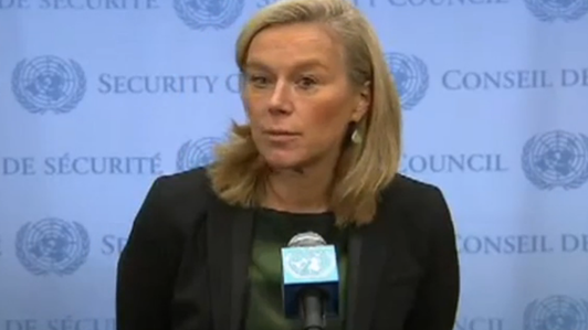 Kaag: Last Syrian Chemical Sites to be Visited When Security Conditions Allow